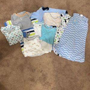 Other - Bundle of Sleep Sacks and Baby Gowns